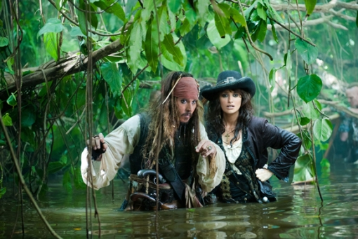 Pirates 4 On Stranger Tides
