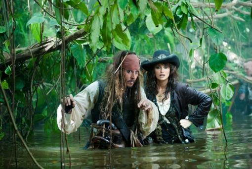 Pirates 4 On Stranger Tides