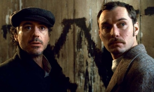 Sherlock Holmes A Game of Shadows Review